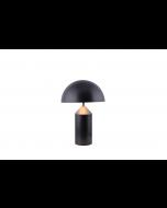 מנורת שולחן Mashrum שחור