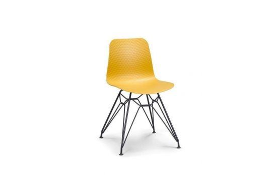 כיסא Lita צהוב