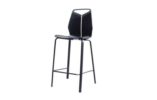 כיסא בר GRIPP שחור
