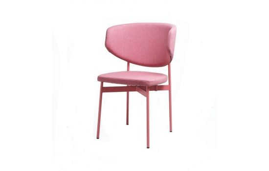 כיסא FOUARD ורוד