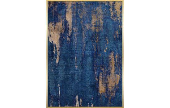 ציור DAKA כחול