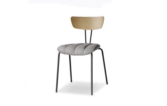 כיסא Munich אפור