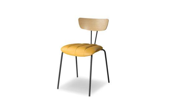 כיסא Munich צהוב