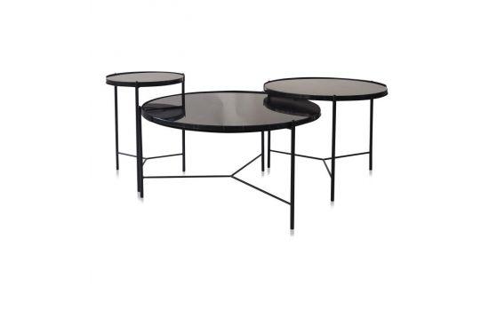 שולחן COSMO שחור בינוני