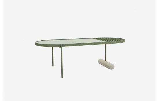שולחן ANN ירוק