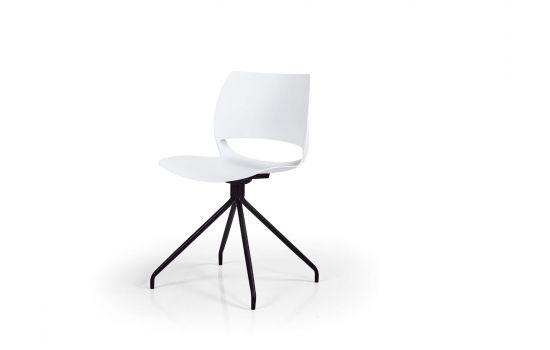 כיסא Luigi Moretti לבן