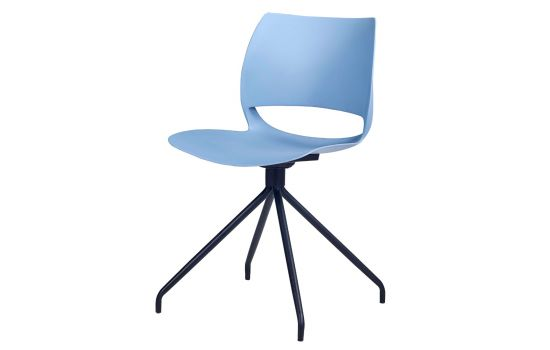כיסא Luigi Moretti תכלת