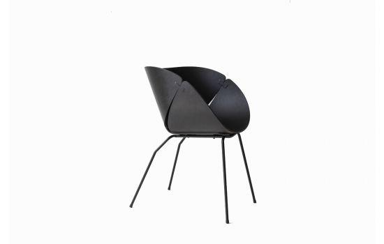 כיסא PAPIUN BLACK
