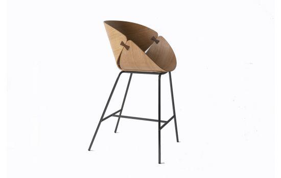 כיסא בר PAPIUN HONEY
