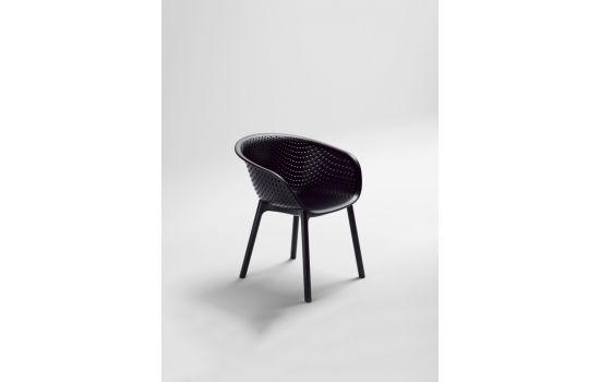 כיסא GLOR שחור
