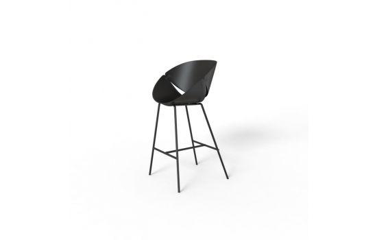 כיסא בר PAPIUN BLACK