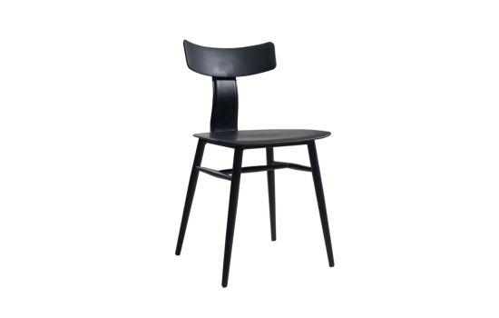 כיסא BAZIL שחור-שחור