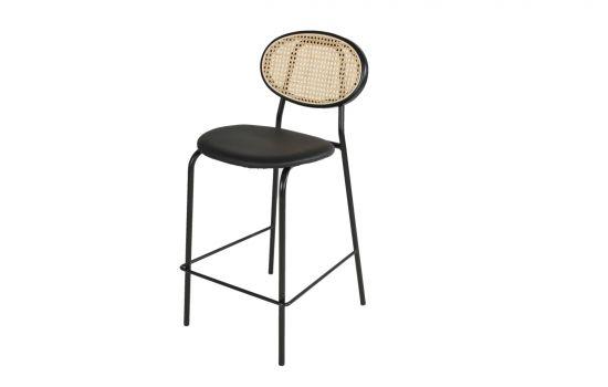 כיסא בר TOR שחור
