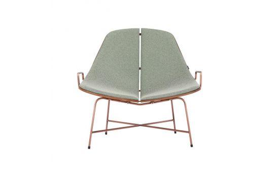 כורסא MARMO בד ירוק