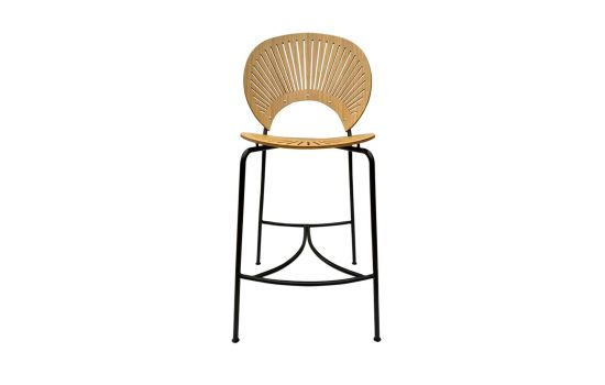 כיסא בר TRINI טבעי