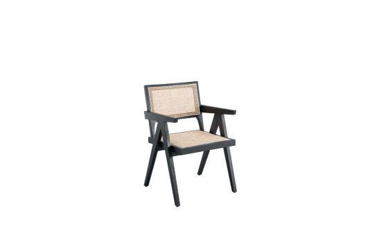 כיסא LUGANO שחור