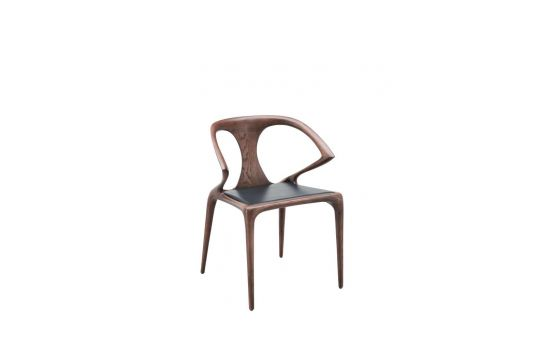 כיסא LUXEMBOURG אגוז