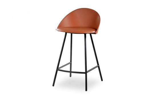 כיסא בר AMIKA טרקוטה