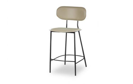 כיסא בר LUNNA בז'