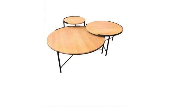 שולחן COSMO עץ בינוני