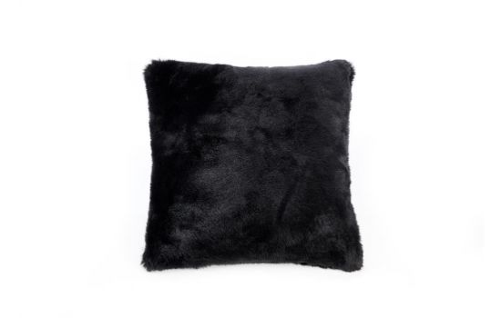 כרית COZZY שחורה גדולה