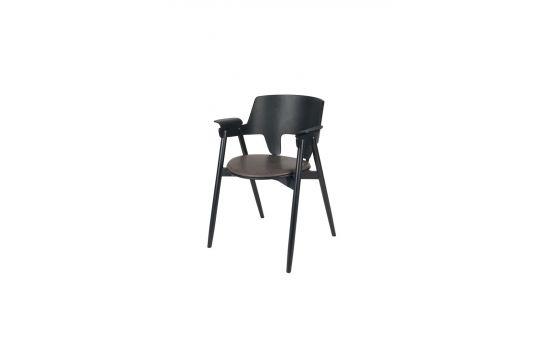כיסא PECKER שחור