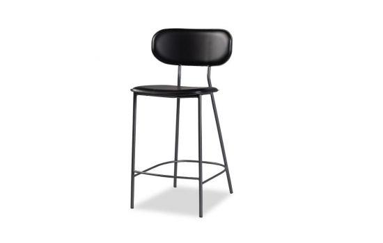 כיסא בר LUNNA שחור