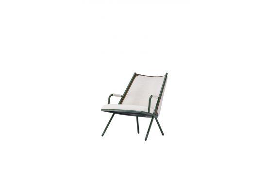 כורסא KLASSIK ירוק-לבן