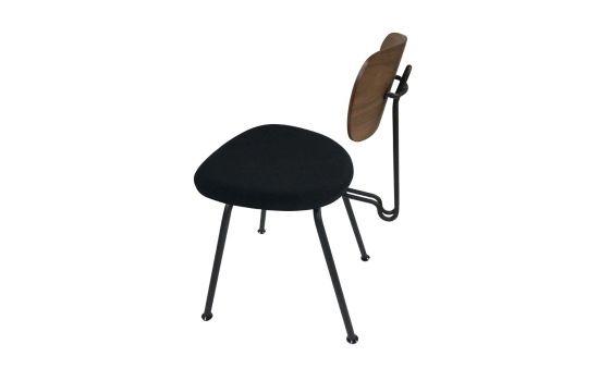 כיסא COLLAGE קטיפה